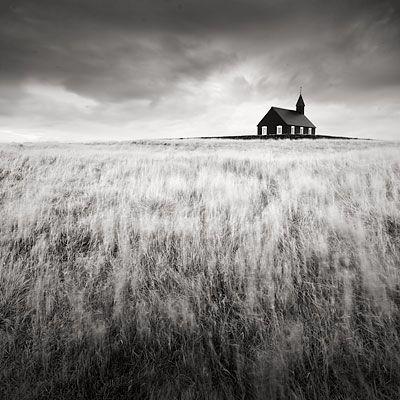 Black Church, Snaefellsness, #Iceland