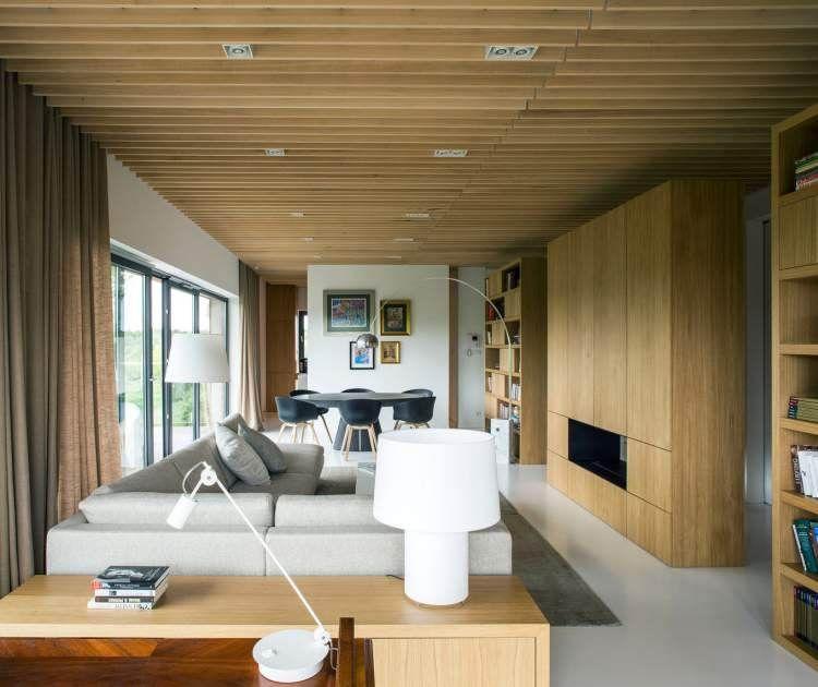 Plyasat Ot Shkafa Apartamenty V Stile Modern Sovremennye