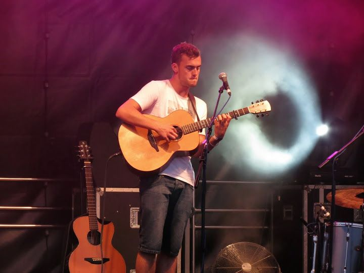 Ryan Keen at Sportbeat Festival