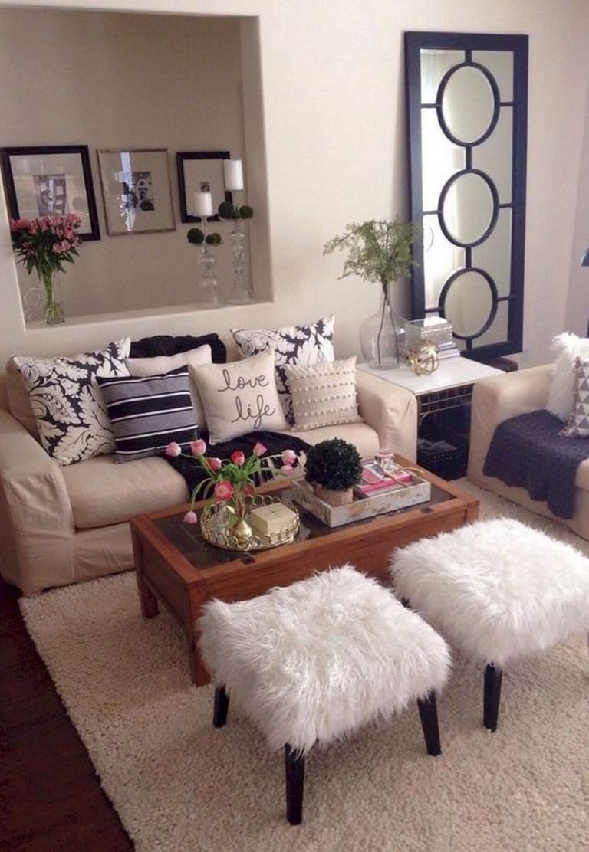 Admirable Apartment Living Room Home Decor Ideas Decoracion De
