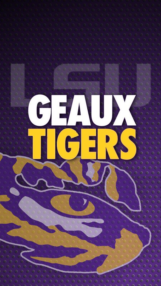 Lsu Geaux Tigers Football College Football Free Mobile Phone