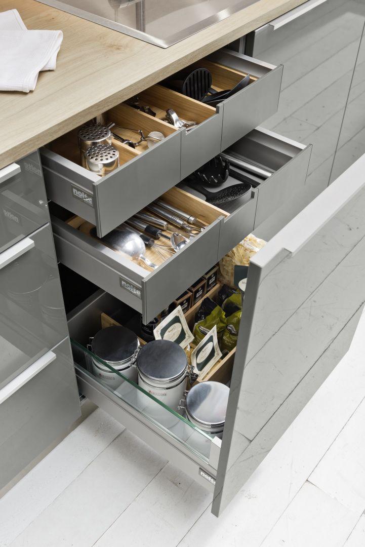 Wklady Do Szuflad Modern Kitchen Kitchen Storage Kitchen