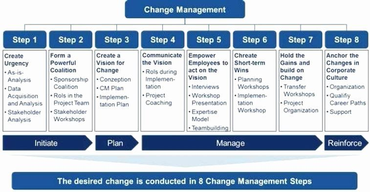 Change Management Communication Plan Template Luxury