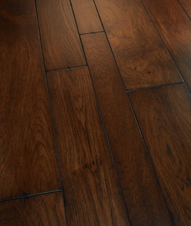 Artisan Wire Brushed Engineered Hardwood Flooring Estate