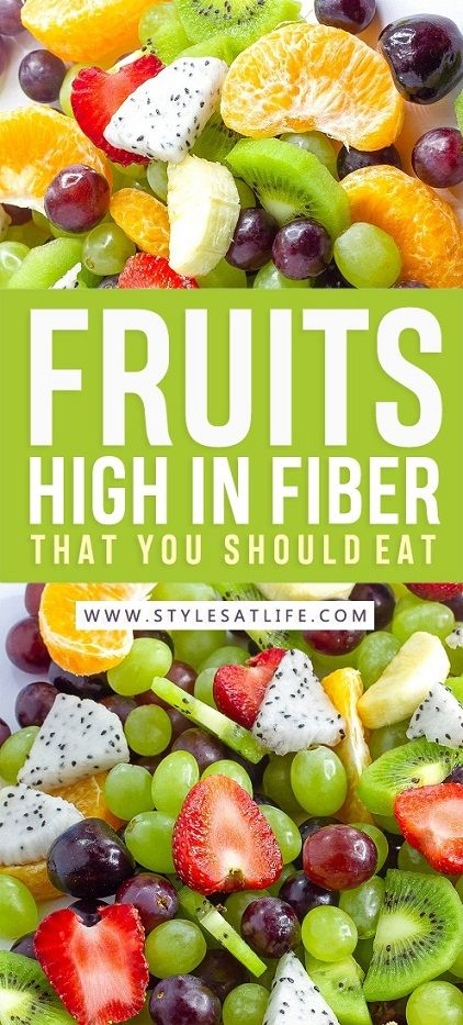 9 Best - High Fiber Rich Fruits List Available In India #fiberfruits