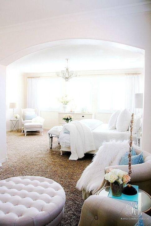 Modern Romantic Bedroom Designs: Modern And Romantic Master Bedroom Design Ideas 44