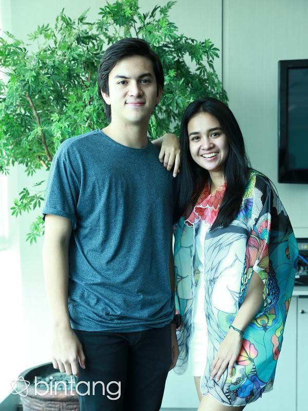 Michelle Ziudith Dan Rizky Nazar Nyaman Syuting Di Ily From 38 Ft Bintang Film Film Akting