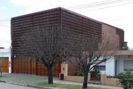 Casa de los Tamices / Francisco Cadau