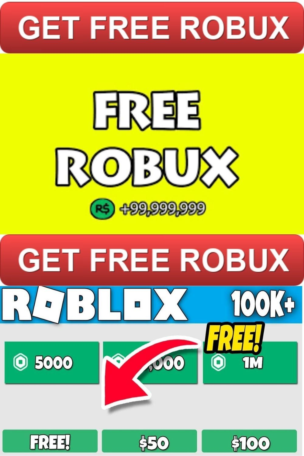 Easy Free Robux How To Get Free Robux Easy No Download In 2020 Roblox Generation How To Get