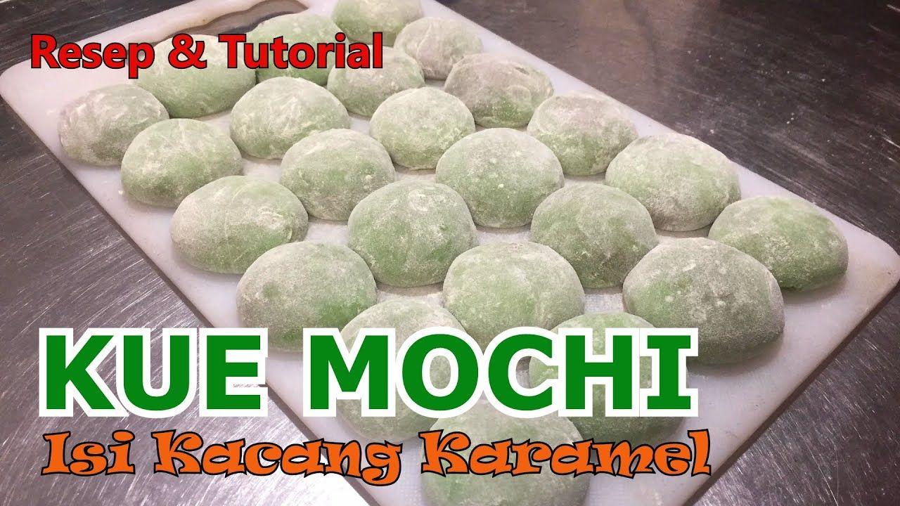 Pin Di Kue Mochi