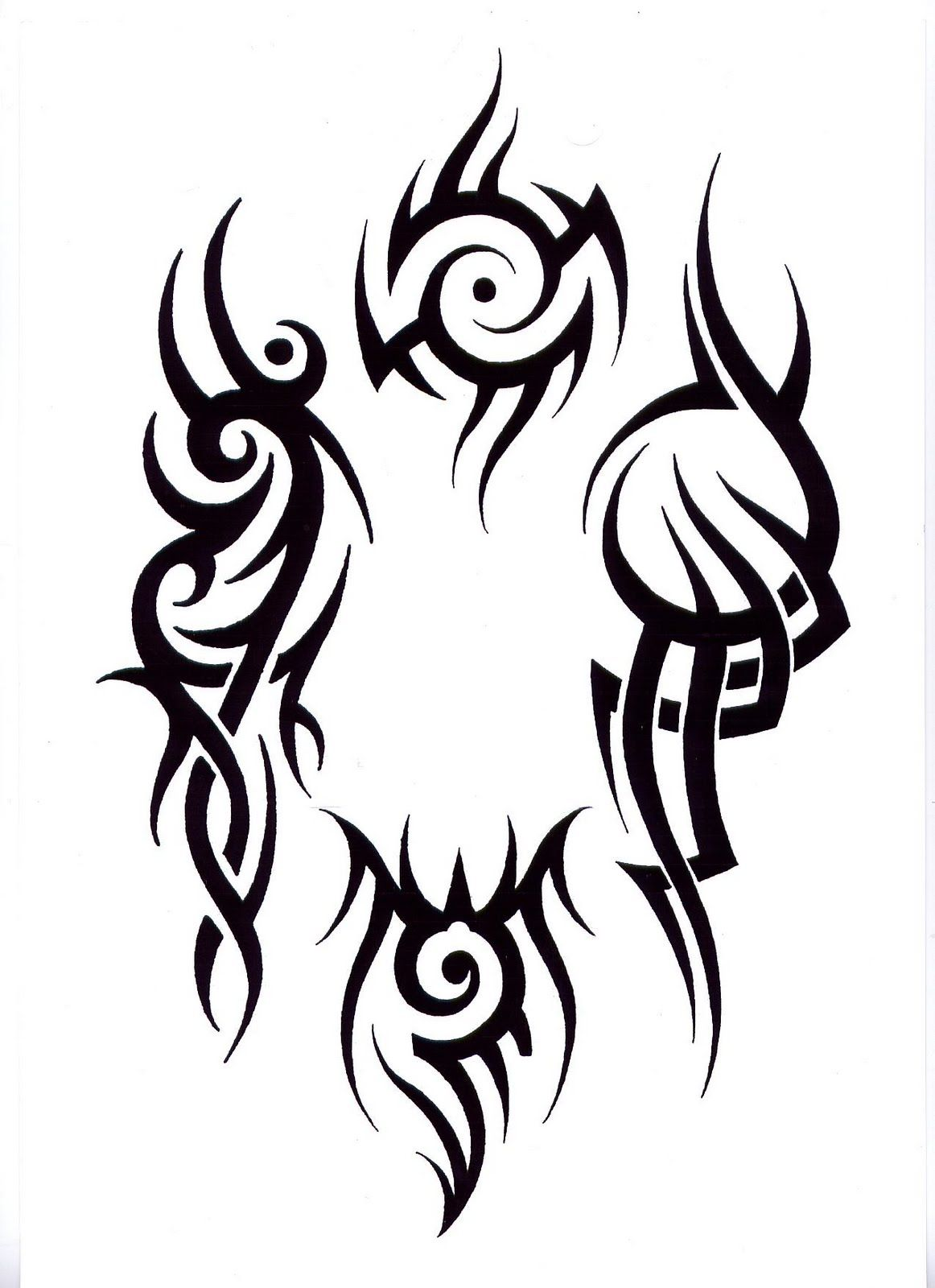 Design gallery tattoo tribal