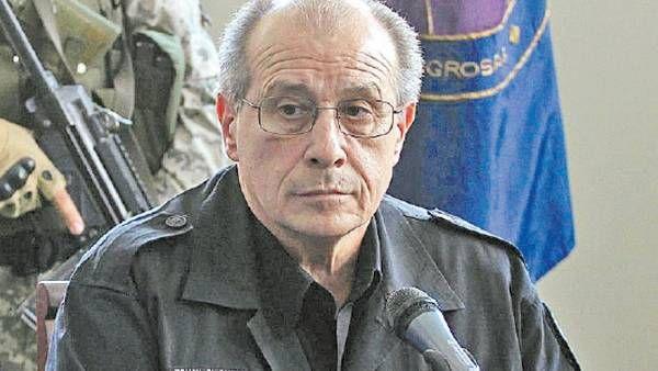 Román Di Santo, Jefe de la Policía FederalTambalea en su puesto, dejaron solo a Nisman