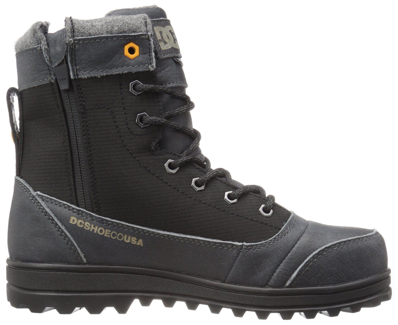 8b832751551 DC Mens Travis Skate Shoe Black/Battleship/Black 8 M US >>> Details ...