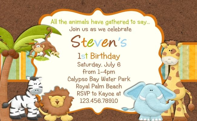 5 Terrific Ideas For Baby Shower Invitations
