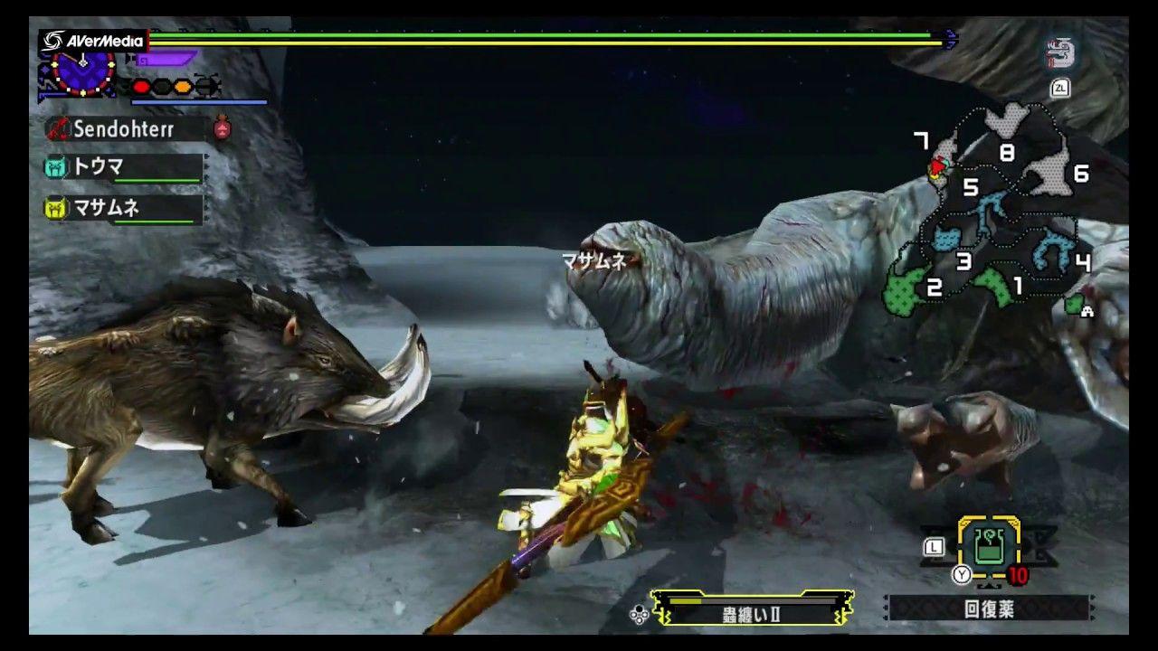 NS] MHXX HD Gameplay #1 - Khezu | News of video game | Games