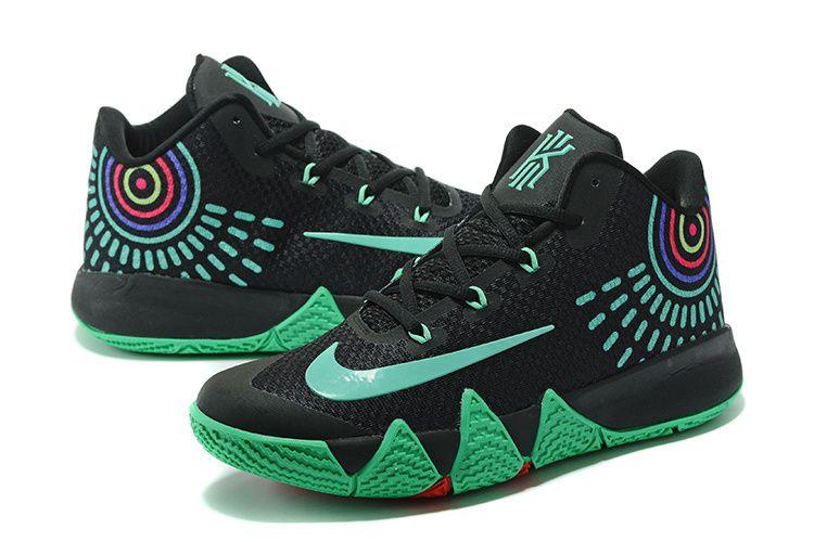 2017-2018 Newest And Cheapest New Kyrie 4 VI Boston Celtics Color PE ... 695027830