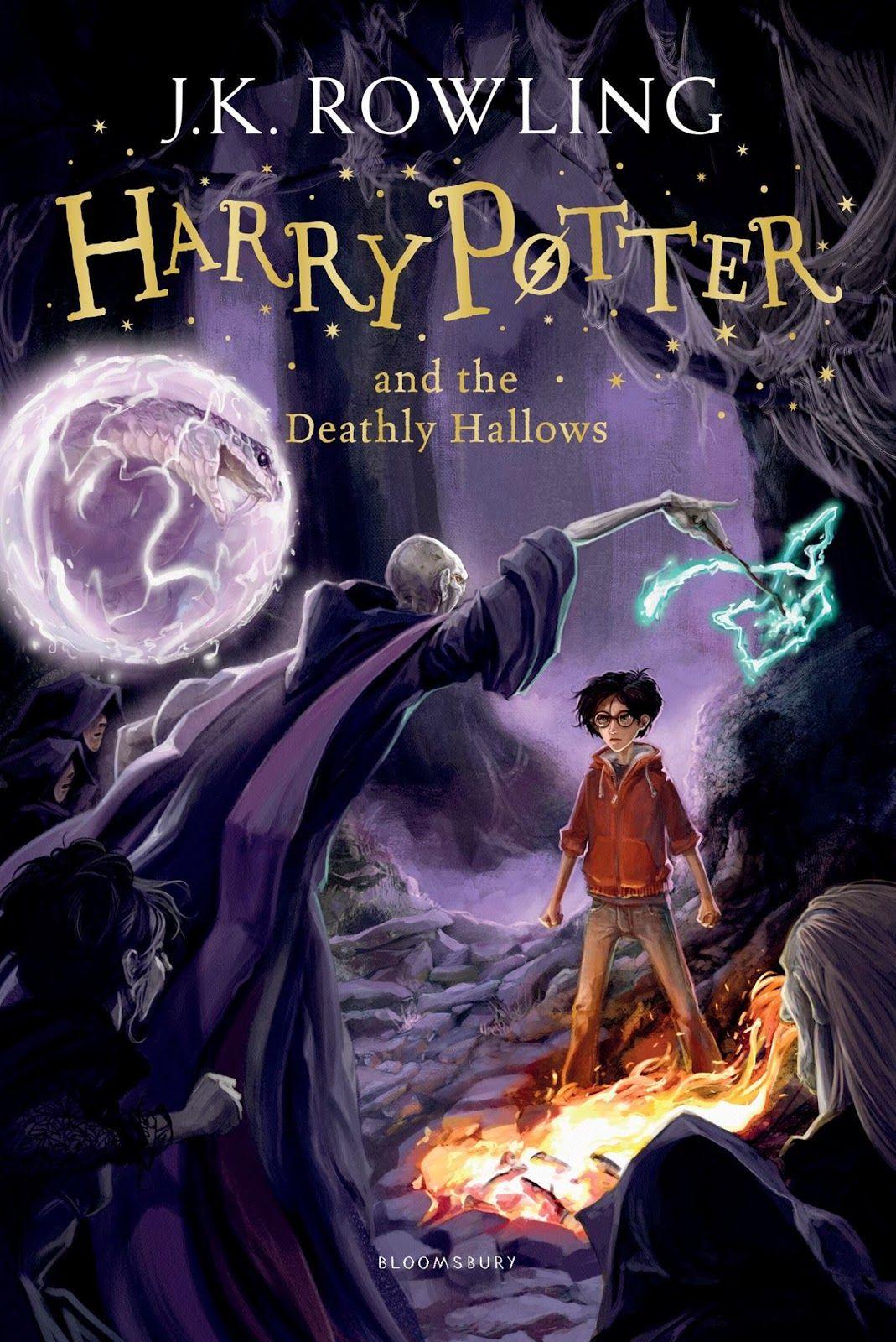 La Editorial Británica Bloomsbury Pondrá A La Venta Un Nuevo Set Con Los 7 Libros Libros De Harry Potter Cubiertas De Libros De Harry Potter Portadas De Libros