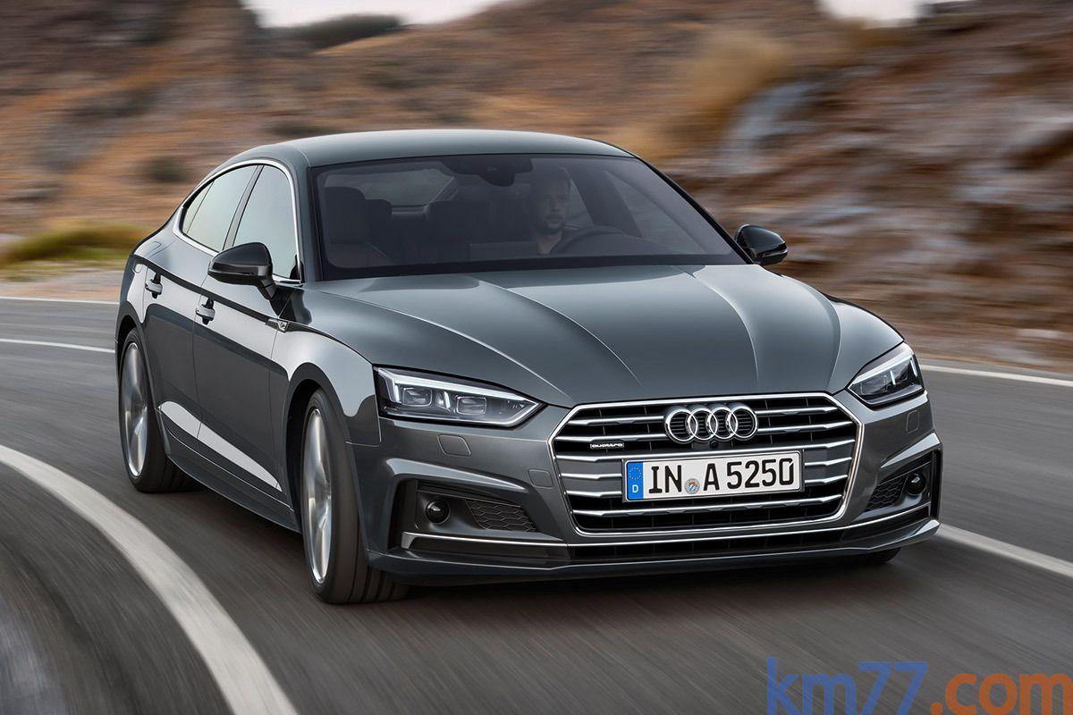 Audi A5 Gama A5 Sportback Gama A5 Sportback Turismo ...