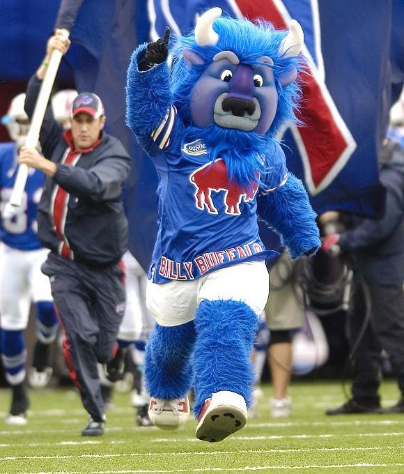 0a170730 Billy Buffalo'' - Buffalo Bills Mascot | Bill-lieve | Buffalo bills ...