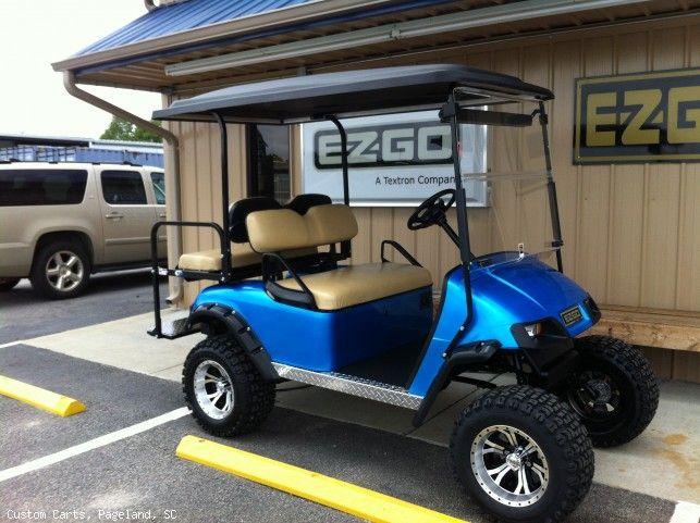 2011.+z���ihb�W�6�_201148voltE-Z-GOTXTcart,with6lift,14wheels,lights,rearflipseat,and