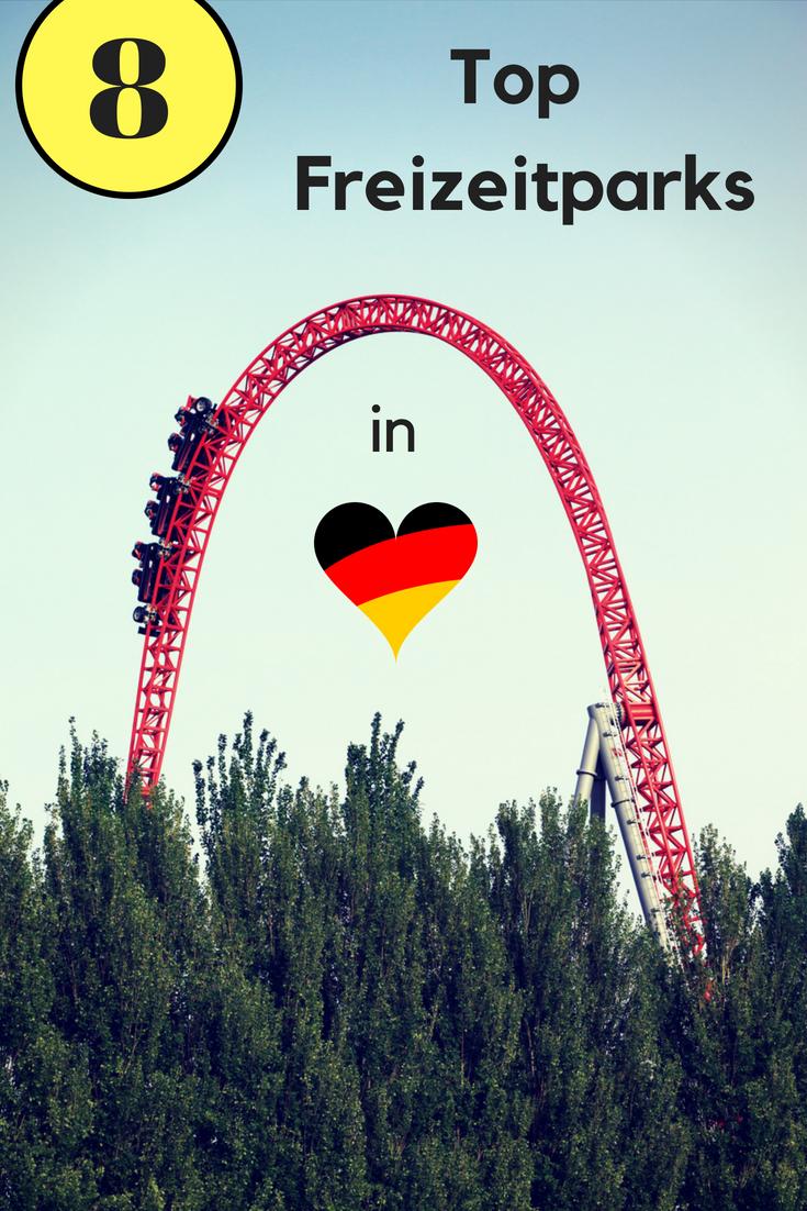 Freizeitparks In Deutschland Die 12 Besten Freizeitparks 2021 Freizeitpark Deutschland Freizeitpark Heide Park