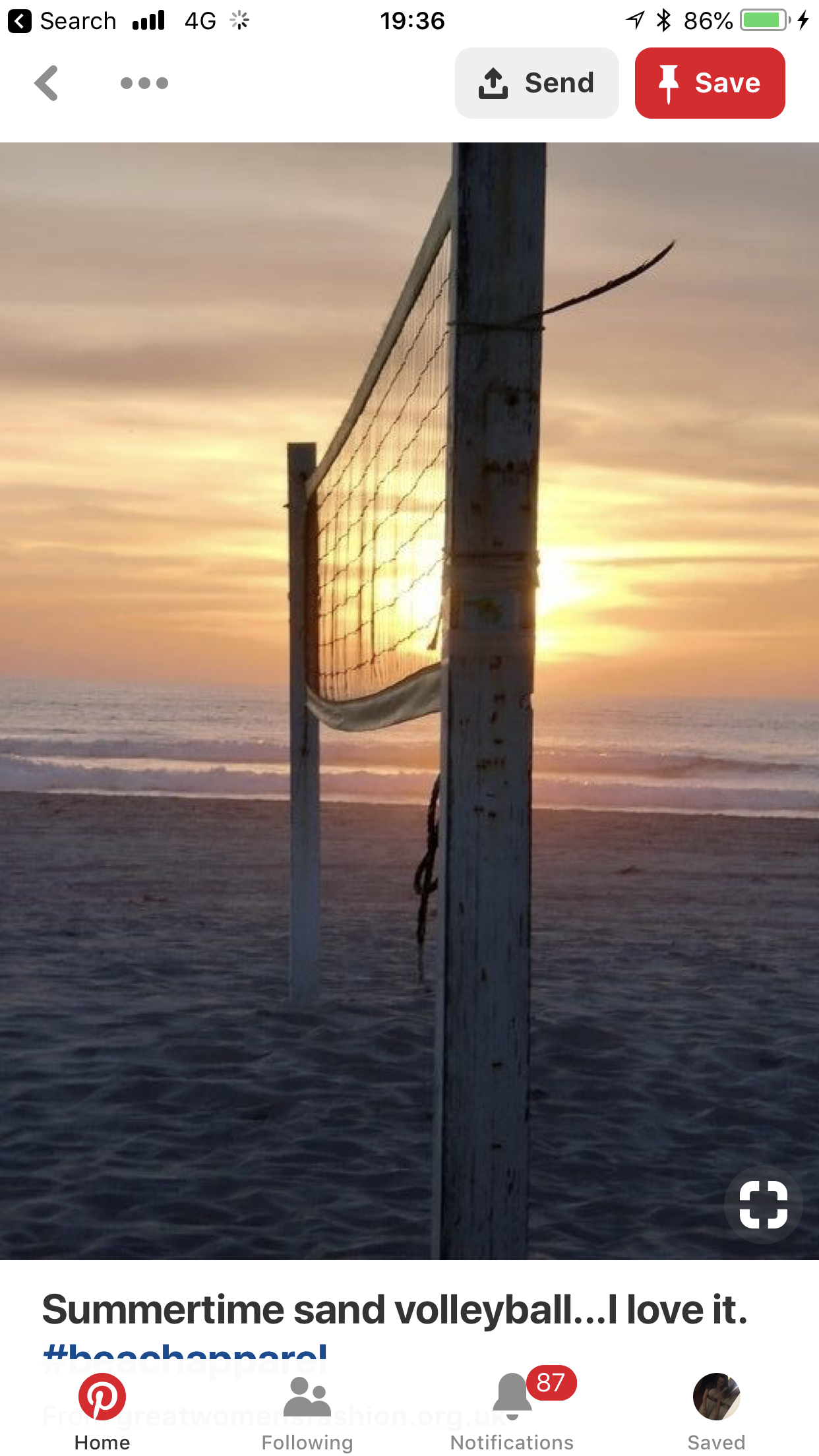 Beach Volleyball Image By M J On Volleyball Volleyball Wallpaper Volleyball Backgrounds