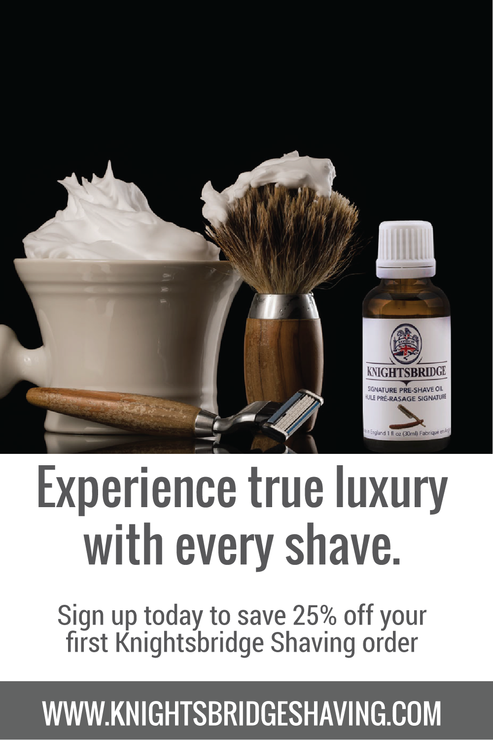 Experience True Luxury With Every Shave Pre Shave Oil Shaving Oil Shaving