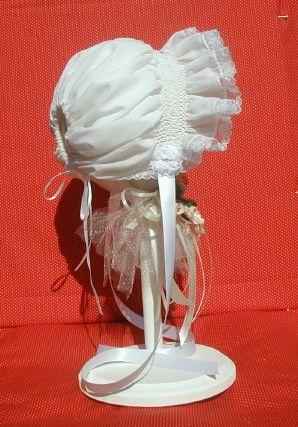 Making A Bonnet Stand Heirloom Bonnet Bonnets Clothing