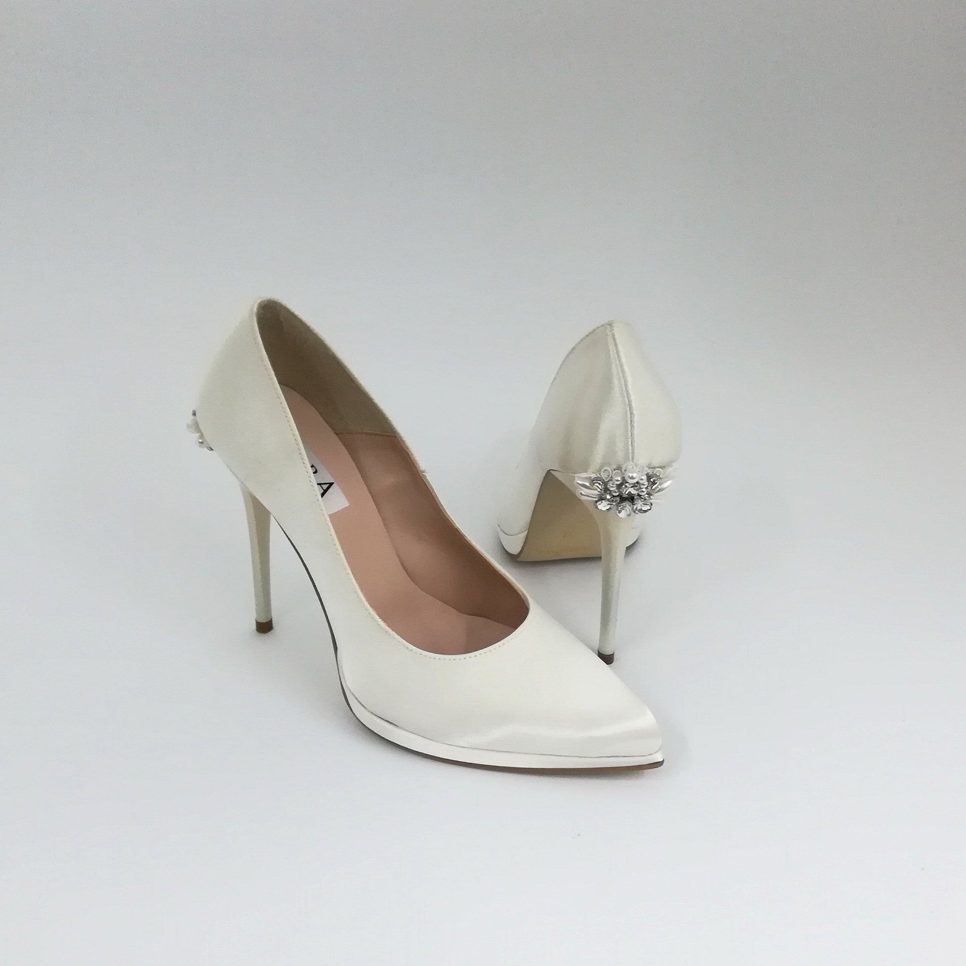 Scarpe Sposa Pelle.Custom Made In Italy Bridal Shoes Scarpe Da Sposa Scarpe E Sposa