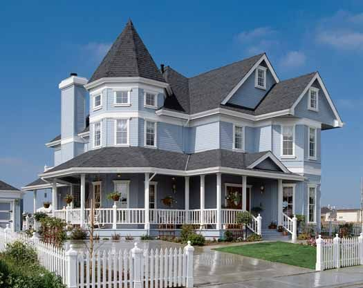 Victorian Style House Plans 3163 Square Foot Home 2 Story 4