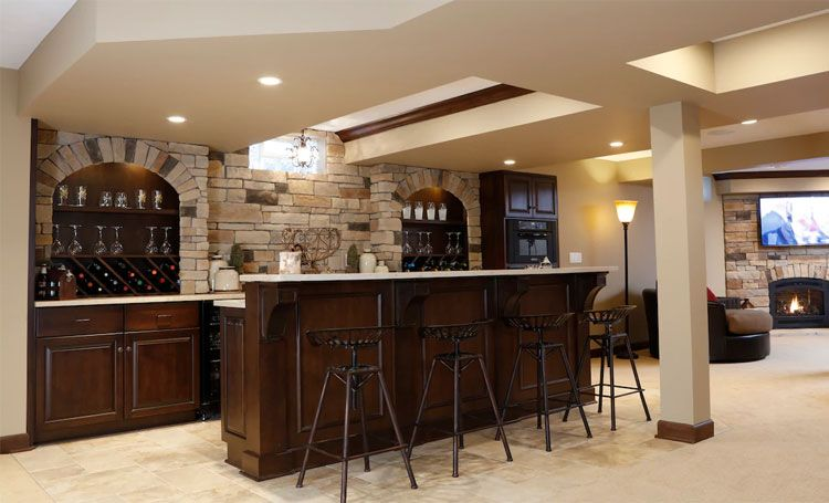 59 Best Basement Bar Ideas Cool Home Bar Designs 2020 Guide In