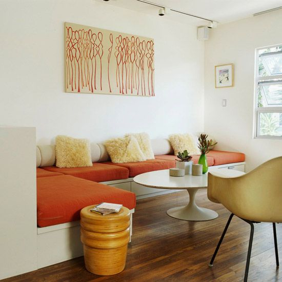 Narrow Living Room Solutions: Small-Space Storage Solutions: Savvy Solutions For Around