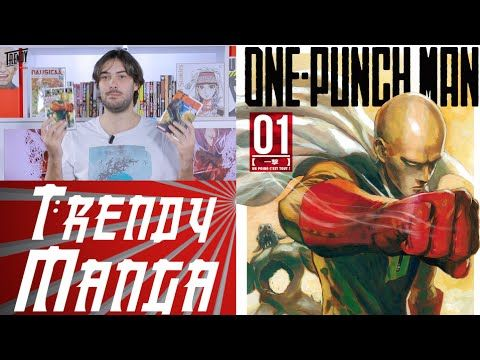 Trendy Manga 6 : One Punch Man