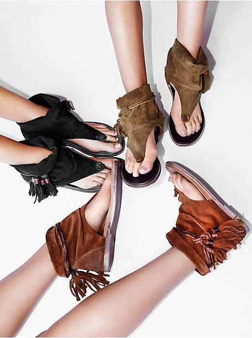 Free People Marlo Boot Sandal, $228.00