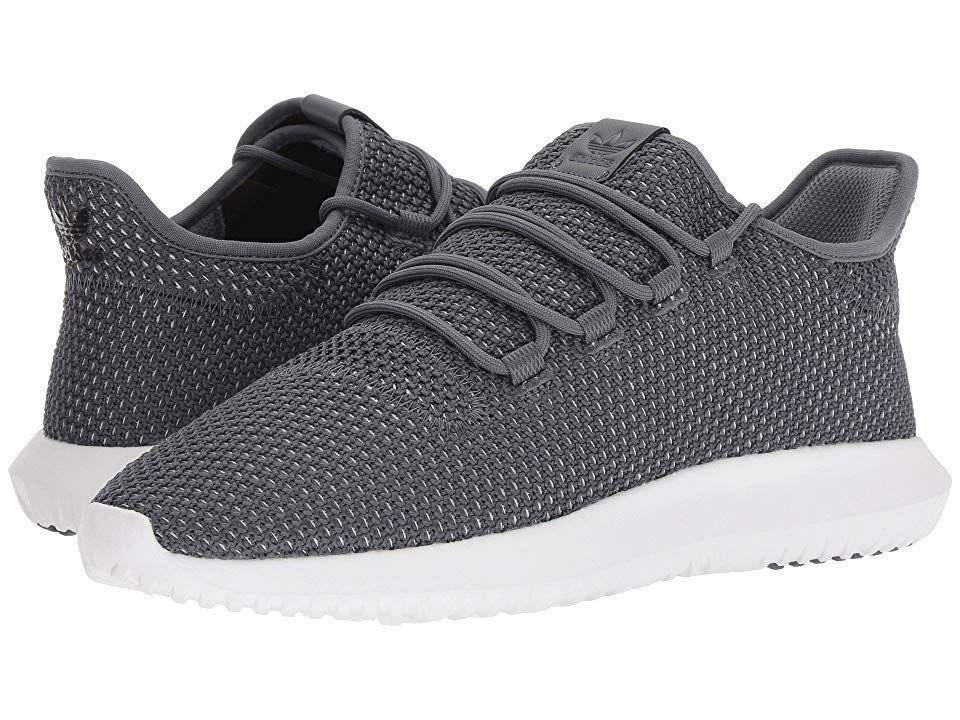 various colors c4aa4 d34e0 adidas Originals Tubular Shadow CK Men s Shoes Onyx Clear Grey White