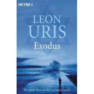 Exodus Leon Uris Livre Litterature Leon