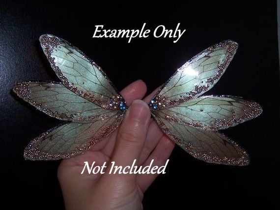 DIY OOAK Fairy Wing Tutorial EMAIL ONLY