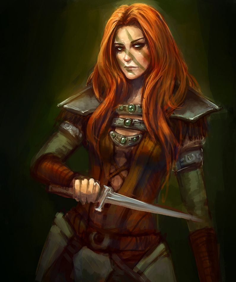 150113 By Exellero On Deviantart Rpg Rogue S Gallery