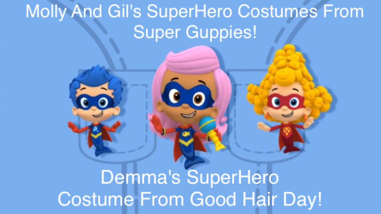 Molly Gil And Demma Dressed Up As SuperHeroes!⚡ 💥😀 | Costume ...