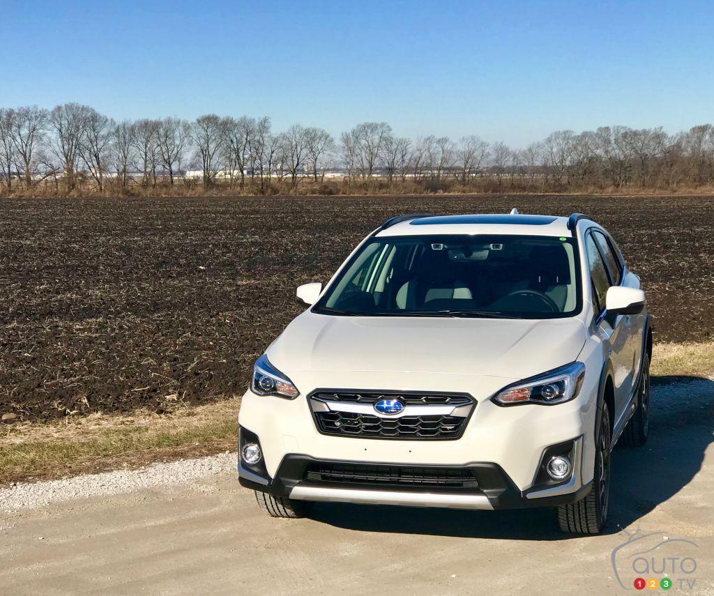 2020 Subaru Crosstrek Phev In 2020 Subaru Crosstrek Subaru Car Review