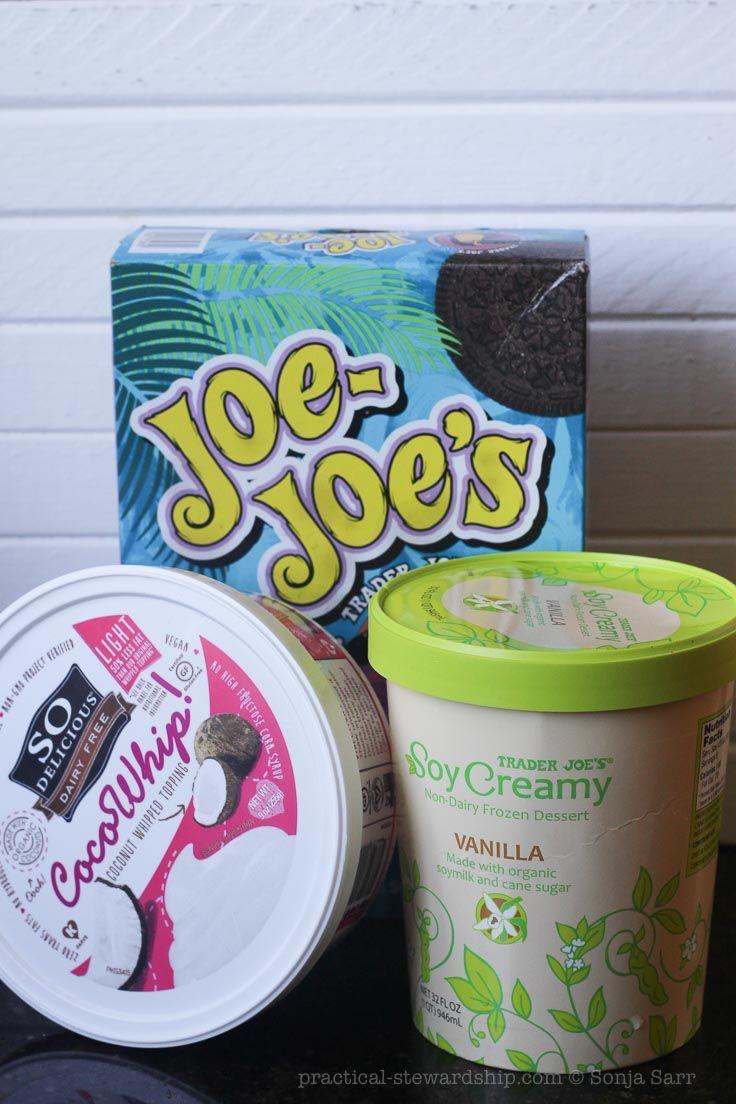 Copycat dairy queen ice cream cake dairyfree practical