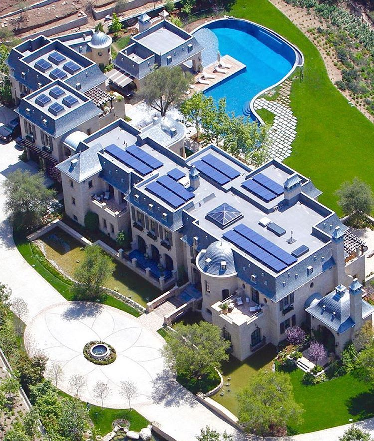 Dr Dre S Mansion That He Bought From Tom Brady For 40 000 000