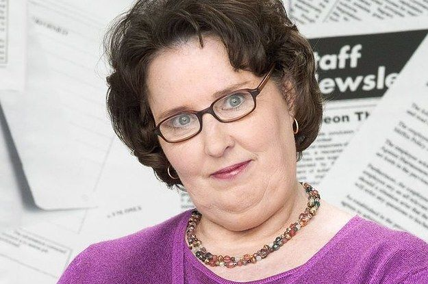 12 Times Phyllis Vance Was The Real Star Of Office
