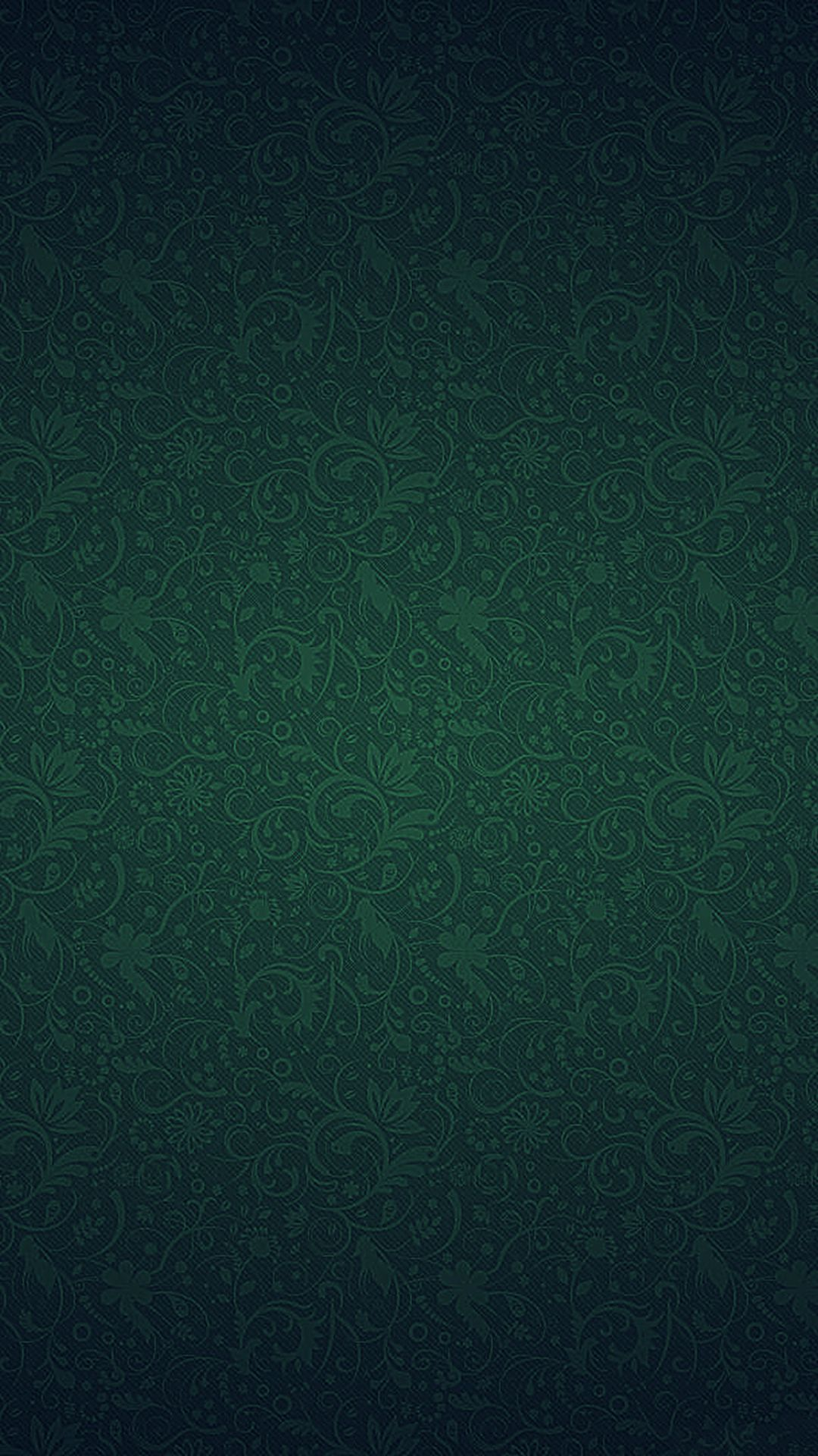 Green Ornament Texture Pattern iPhone 7 wallpaper