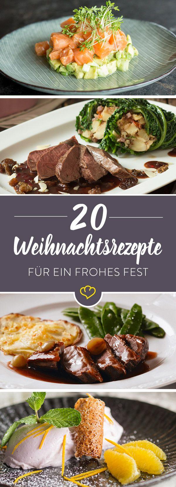 Photo of Von klassisch bis vegan: 35 Rezepte für dein Weihnachtsmenü