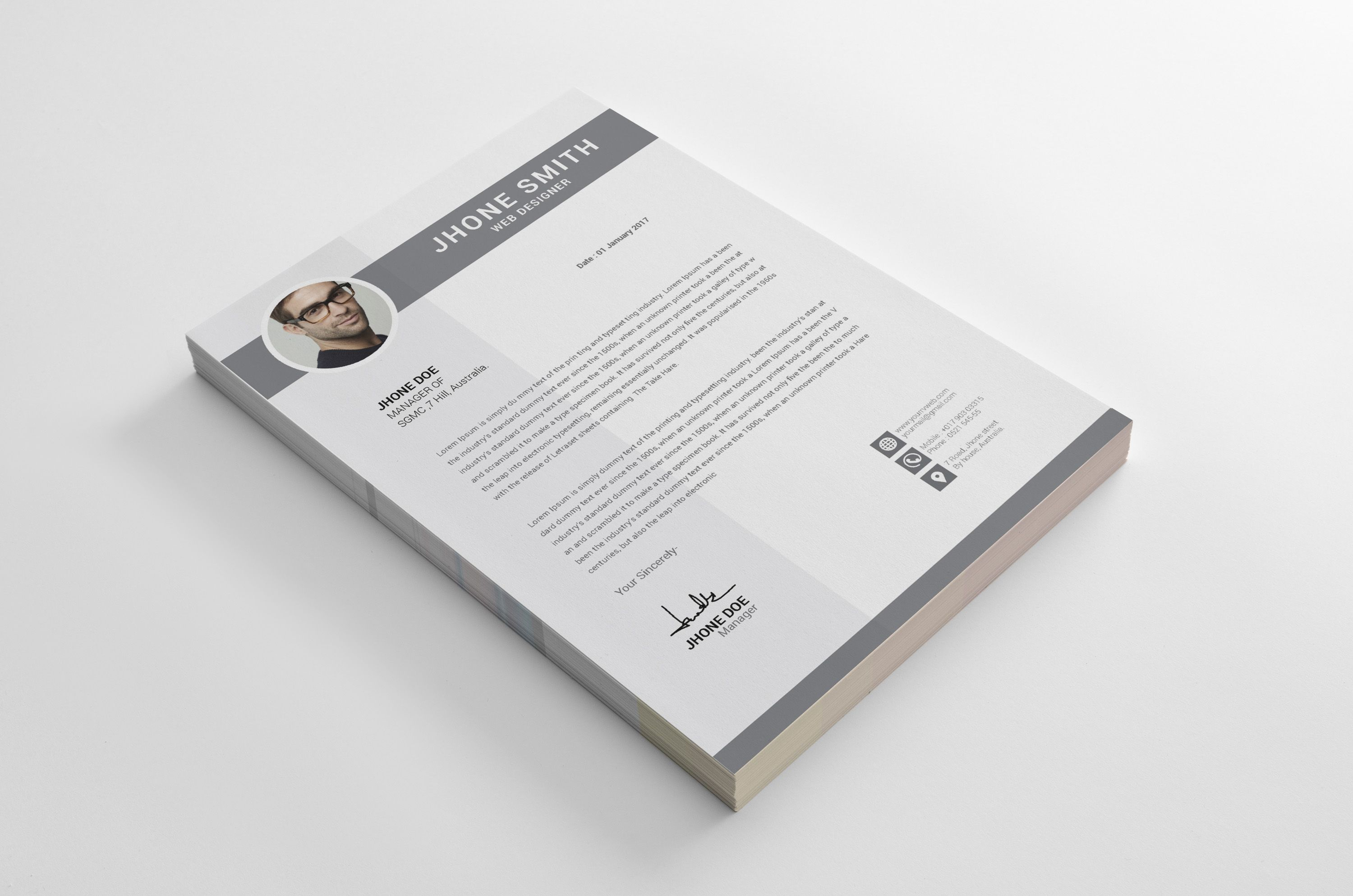 Experience Resume Cv Templates Graphic Templates Cv Template Resume Cv Resume Design Template