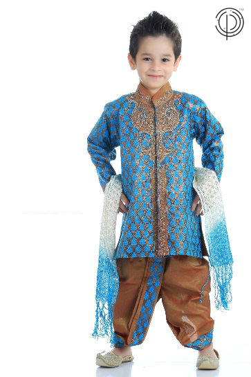 08e1a836df Stylish and Fashionable Boys Sherwani available at store...   Kid's ...