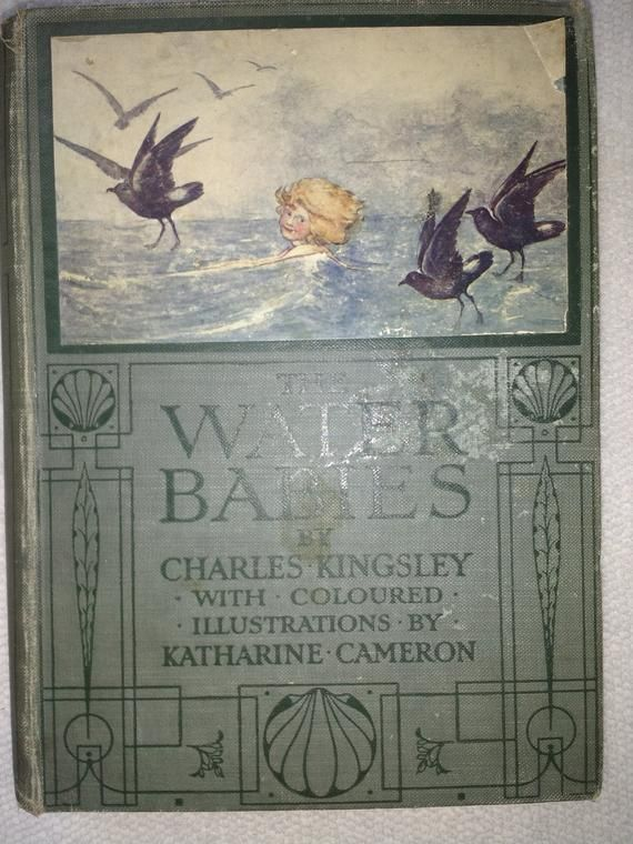 The Water Babies A Fairy Tale For A Land Baby With Eight