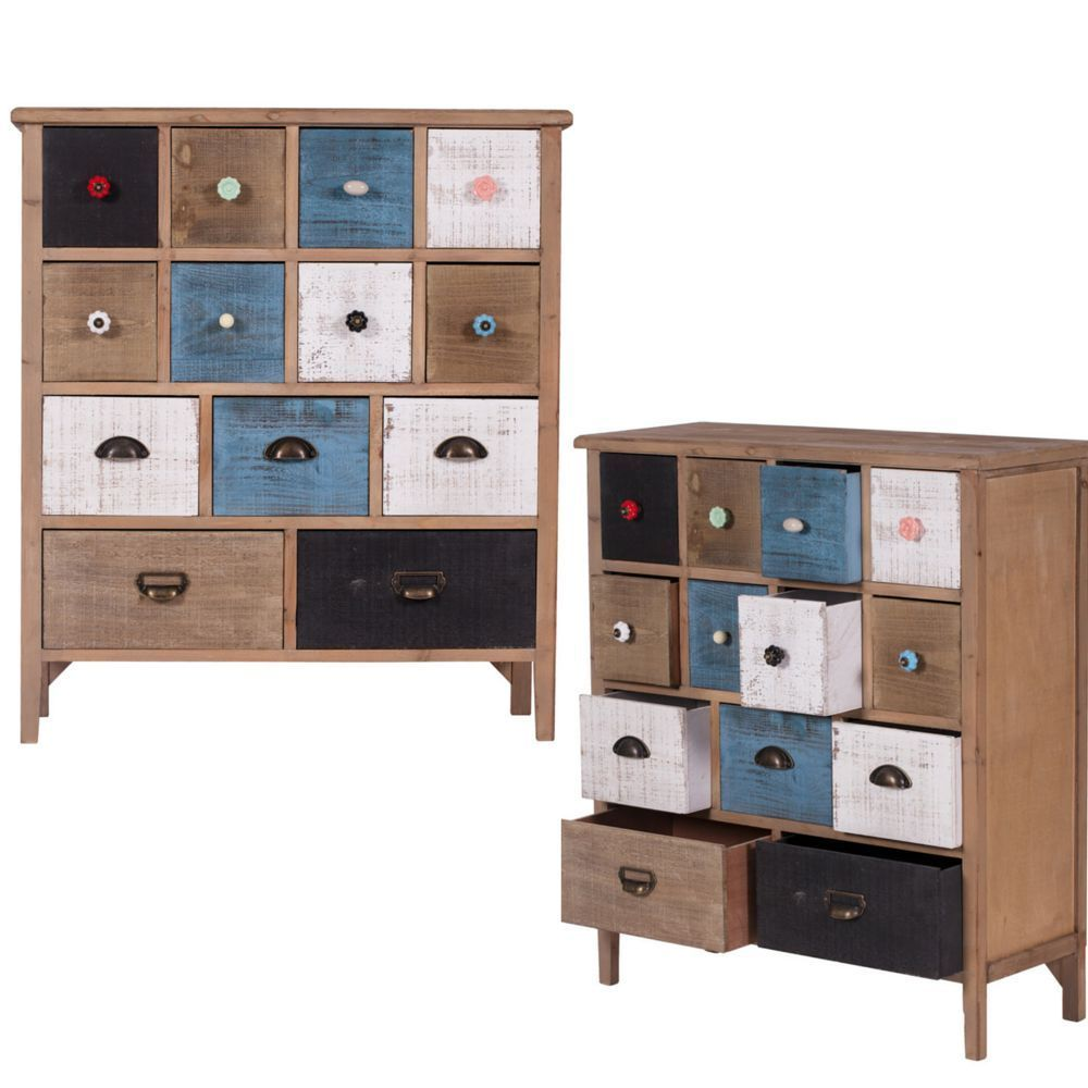 Best Shabby Chic Bedroom Furniture Chest Drawers Solid Wood 400 x 300