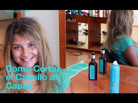 Como se corta el cabello video
